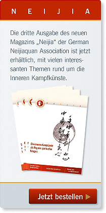 Neijia - Das Magazin der German Neijiaquan Association